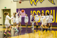 Gallery: Girls Basketball Newport @ Issaquah